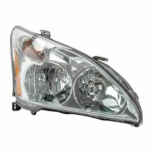Tyc 20 6505 00 Right Headlight Assembly For Lexus Rx330 Rx350 Lx2503123