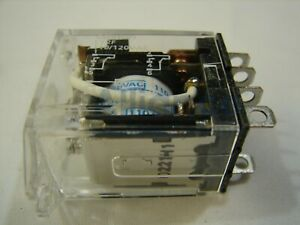 Alliance Part 431349 Replacement Washer dryer Relay 120 50 60 1 Dpdt