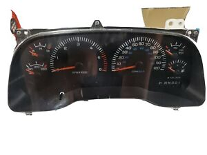 Dodge Dakota Instrument Cluster Fits 2000 30144wh