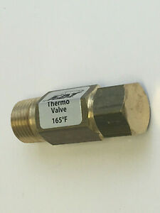 7145 Cat Pumps Thermo Valve 165 Degrees Carpet Cleaning Truckmount pressure Wash