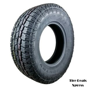4 Four New Lt245 75r16 Toyo Open Country A Tii 120s 2457516 R16 Tire Pn 352530