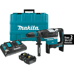 Makita Xrh07ptu r 36v Brushless 1 9 16 Avt Rotary Hammer Kit 5 0ah recon