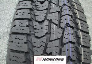 4 New 235 75r15 Nankang Conqueror At 5 Tires 75 15 R15 2357515 75r White Letters