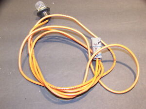 1971 Plymouth Road Runner Dodge Charger Console Light Wiring Oem 2983820