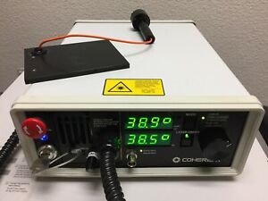 Coherent F system Fiber Coupled Diode Laser System 630 1000nm 10w Max Cw