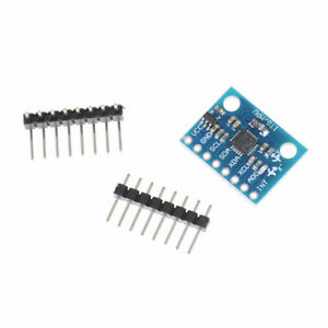 Gy 521 Mpu 6050 3 axis Accelerometer Gyro Sensor Module For Arduino New