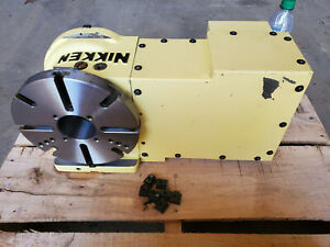 Nikken Rotary Table Cnc 201