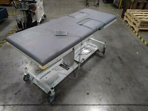 Medical Positioning Echobed 1201 Ultrasound Table