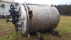 316 Stainless Reactor