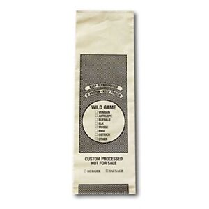 Mainca Wild Game Freezer Bags 2 Lb Size Package Of 100
