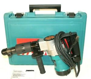 Makita Hm0810b 11lb 3 4 Hex Demolition Hammer With Case Tested Free Shipping