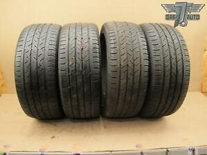 Set Of 4 Continental Conti Pro Contact Tire 225 45 R17 91h