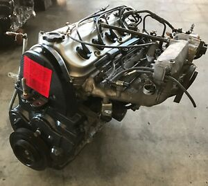Honda Accord F22b Non Vtec 4 Cylinders Low Miles Engine For 1994