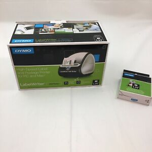 Dymo Labelwriter 450 Turbo Label Printer Labels Included High Speed 1750283