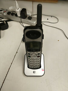 At t Synj Sb67108 4 Line Dect 6 0 Business Office Hand Set Phone Works Great