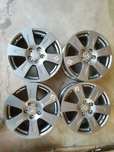 2017 2020 Honda Pilot Ridgeline 18 Factory Oem Wheels Rims Set Of 4 Free Shipp