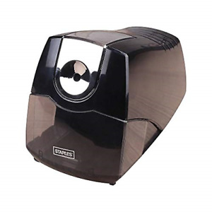 Staples 356332 Power Extreme Electric Pencil Sharpener Heavy duty Black 21834