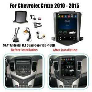 For Chevrolet Cruze Android 8 1 Car Dvd Player Gps Navigation Rad