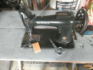 Singer 132k6 Industrial Leather Sewing Machine