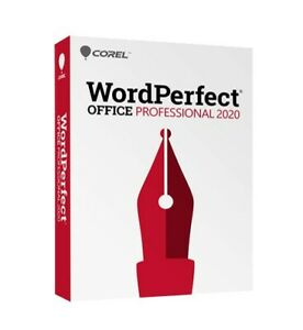 Corel Wordperfect Office Professional 2020 New Full Version For Win
