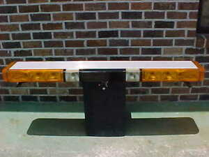 Whelen Edge 9000 Strobe Light 60 Inches Long 10 Inches Wide