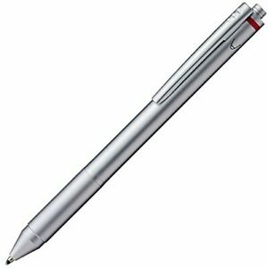 Rotring Trio Ballpoint Pen With 0 5mm Mechanical Pencil Silver Bo From Japan