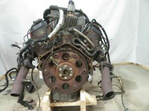 8 1 Liter Engine Motor L18 Gm Chevy 99k Complete Drop Out Ls Swap