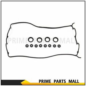 Valve Cover Gasket For 93 96 Honda Prelude 2 2l L4 Dohc Eng Code H22a1