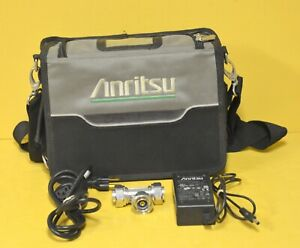 Anritsu Site Master S362e 6ghz Spectrum Cable Antenna Analyzer Sitemaster S362