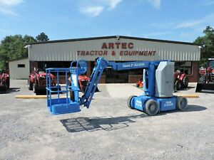 2011 Genie Z30 20n Articulating Boom Lift Watch Video Only 472 Hours