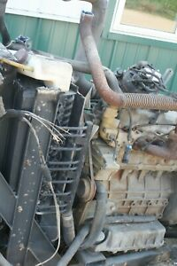 Kubota V2203 Di Engine From A Reefer Unit Parting Out Several