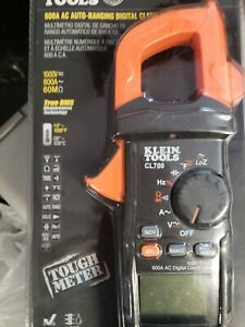 Klein Tools Cl700 Clamp Meter Digital Lcd 6000uf Trms 092644690150 New