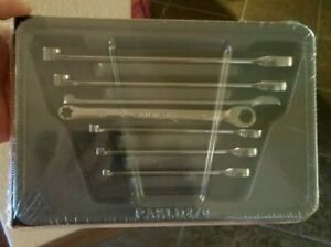New Sealed Snap On 0 Boxed Ratcheting Torx Wrench Set E6 E16 Xdre707