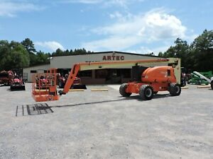 2016 Jlg 800a Articulating Boom Lift Reconditioned Video Only 962 Hours