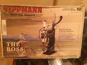 Tippmann Boss Leather Sewing Machine 3789 00