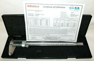 Mitutoyo 500 754 20 Absolute Coolant proof Caliper Cd p12 s Ip67 0 12 0 300mm
