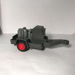 Playmobil 3270 Construction Worker Trailer Compressor Chassis Engine Wheels 7451