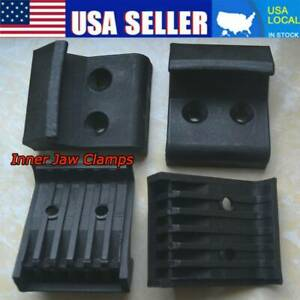 Plastic Inner Jaw Clamps Coats Tire Changer Machine Protector Parts Set Of 4