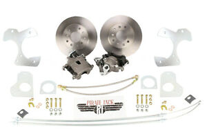 1978 88 G Body Camaro S 10 10 Bolt Rear Disc Brake Conversion Kit