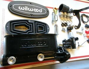 Wilwood 64 72 Mustang 15 16 Master Cylinder Kit Proportioning Valve Ford New