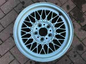 Bmw E39 5 Series Style 5 Bbs 16 Alloy Wheel 1092336 Hollander 59252 Oem Part