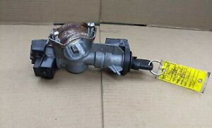 2001 2007 Ford Escape Mercury Mariner Ignition Switch Assembly W Key Oem Tested