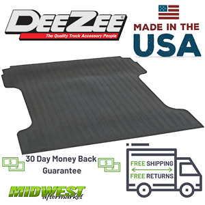Dee Zee Rubber Bed Mat Fits 2002 18 Dodge Ram 1500 03 19 Ram 2500 3500 6 6 Bed