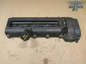 02 05 Ford Thunderbird 3 9l Left Cylinder Head Valve Cover Xw43 6p051 ag Oem