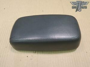 02 05 Ford Thunderbird Center Console Leather Armrest Lid Cover Oem