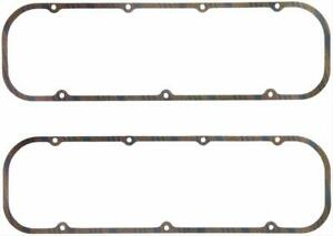 Felpro 1630 Valve Cover Gaskets Big Block Chevy 5 16 Thick Cork