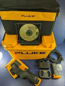 Fluke Ti400 Industrial Thermal Imager Ir Infrared Imaging Camera