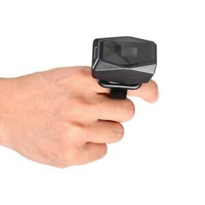 Eyoyo Wireless Bluetooth Ring Barcode Scanner 2d Code Reader For Android Ios Usa