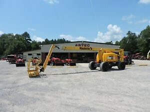 2008 Haulotte Ha80jrt Articulating Boom Lift Watch Video Only 1948 Hours
