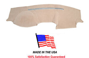 Beige Carpet Dash Mat Compatible With 2001 2005 Toyota Rav4 Dash Cover Usa Made